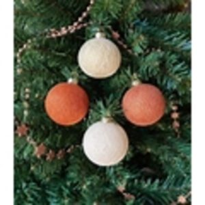 CBL-Kerstbal verschillende kleuren-8