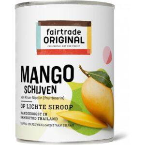 Mango op lichte siroop