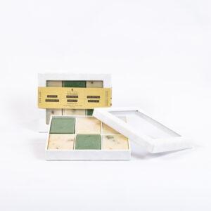 Giftbox zeepjes mix Tea Time
