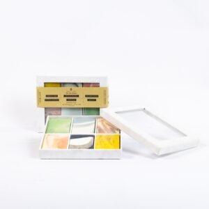 Giftbox zeepjes mix Seasons