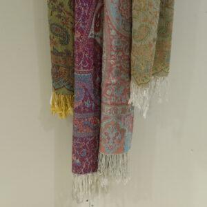 Kani sjaal zijde modal