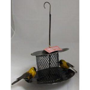 scrapmetal: vogelvoederbakje