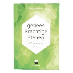 Geneeskrachtige stenen A tot Z – Michael Gienger