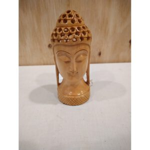Buddha Head wood