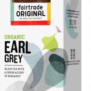Thee earl grey, bio