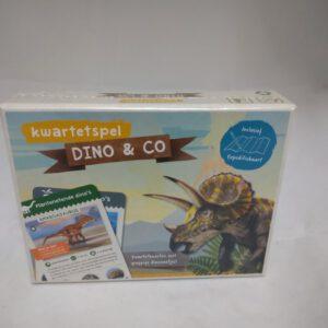 Kwartetspel Dino en Co