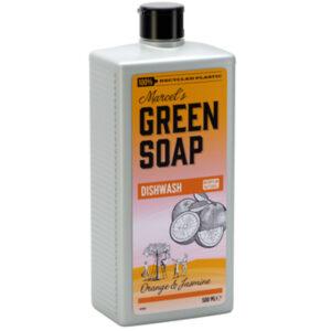 Marcels Green Soap Afwasmiddel Sinaasappel & Jasmijn