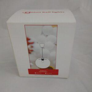 cottonballs: pendel single