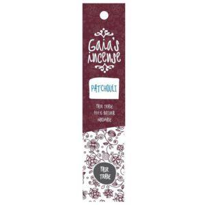 Gaia's insence: Patchouli